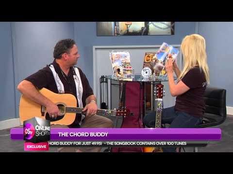 Chord Buddy on OStv Chord Buddy Europe – Learn to Play Guitar Today ...
